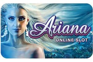 Ariana - Most popular slot at Spin Casino
